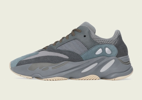 "The adidas Yeezy Boost 700 ""Teal Blue"" Releases On November 9th"