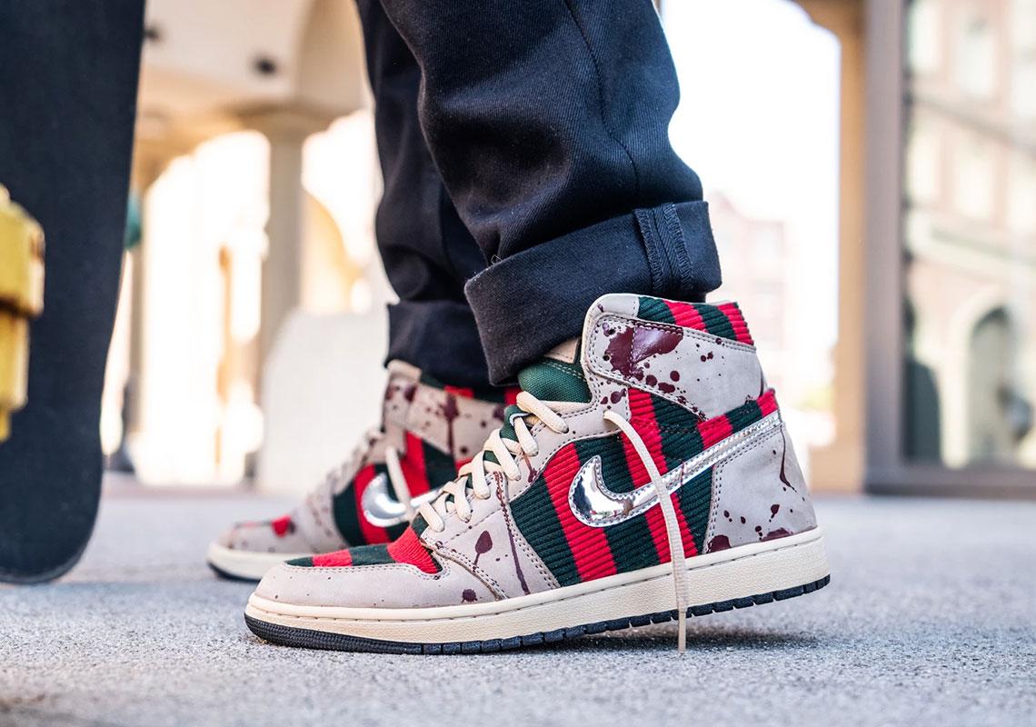 Air Jordan 1 Freddy The Shoe Surgeon Release Date Info Gov