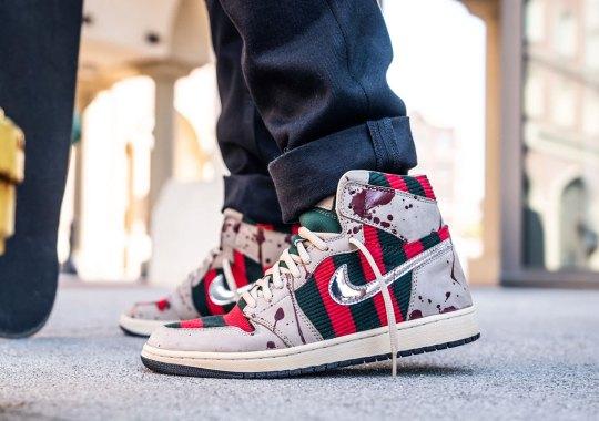 "The Shoe Surgeon Recalls The Infamous ""Freddy"" SB Dunks With Custom Air Jordan 1s"