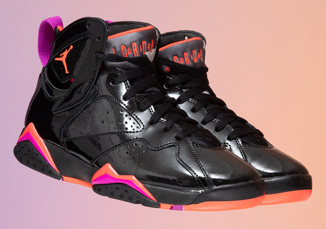 Jordan 7 'Patent Leather'