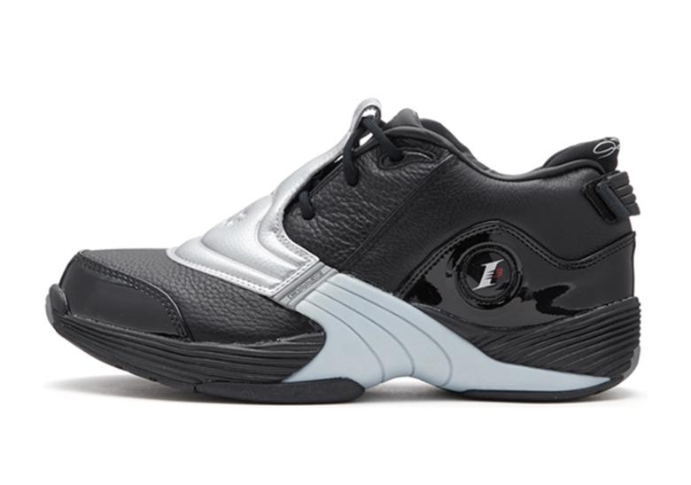 Reebok Answer V OG Black Silver DV6960 | SneakerNews.com