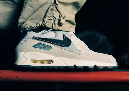Where To Buy The Basement x Nike Air Max 90 For London