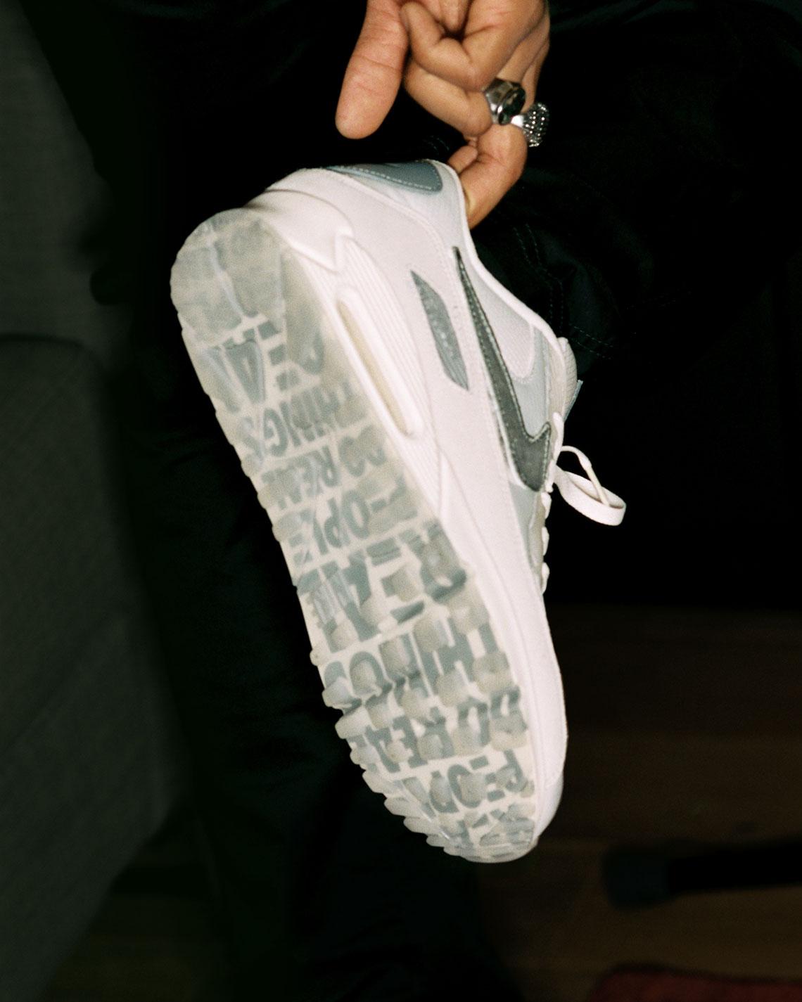 The Basement Nike Air Max 90 London CI9111 002 Store List