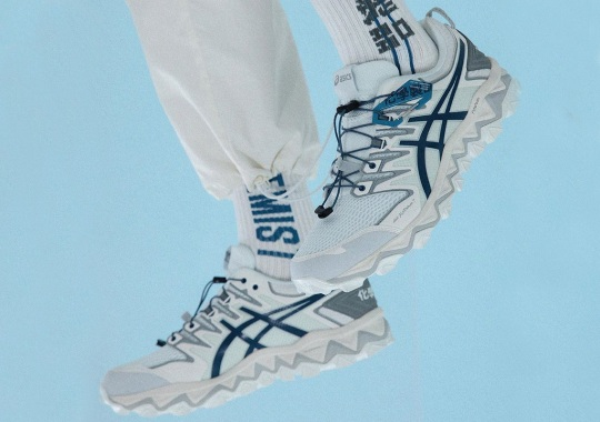 Chemist Creations And ASICS Are Prepping Two Colorways Of The Trail Ready GEL-Fujitrabuco 7