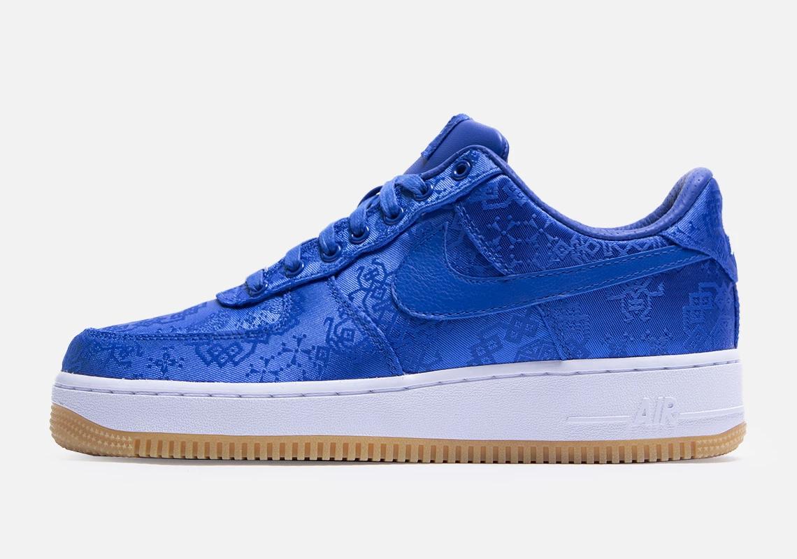 CLOT Nike Air Force 1 Juice LA Release |