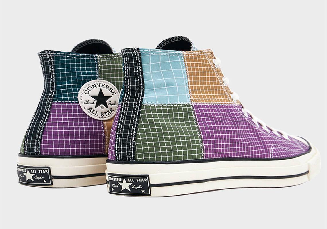 Converse Chuck 70 Grid Dewberry - Release Info | SneakerNews.com