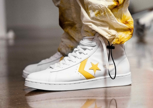 Converse Preps The Pro Leather For Emergence With Kelly Oubre Jr., Natasha Cloud, And More