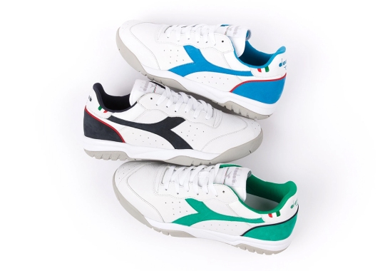 The Street-Staple Diadora Maverick Returns In Three Colorways