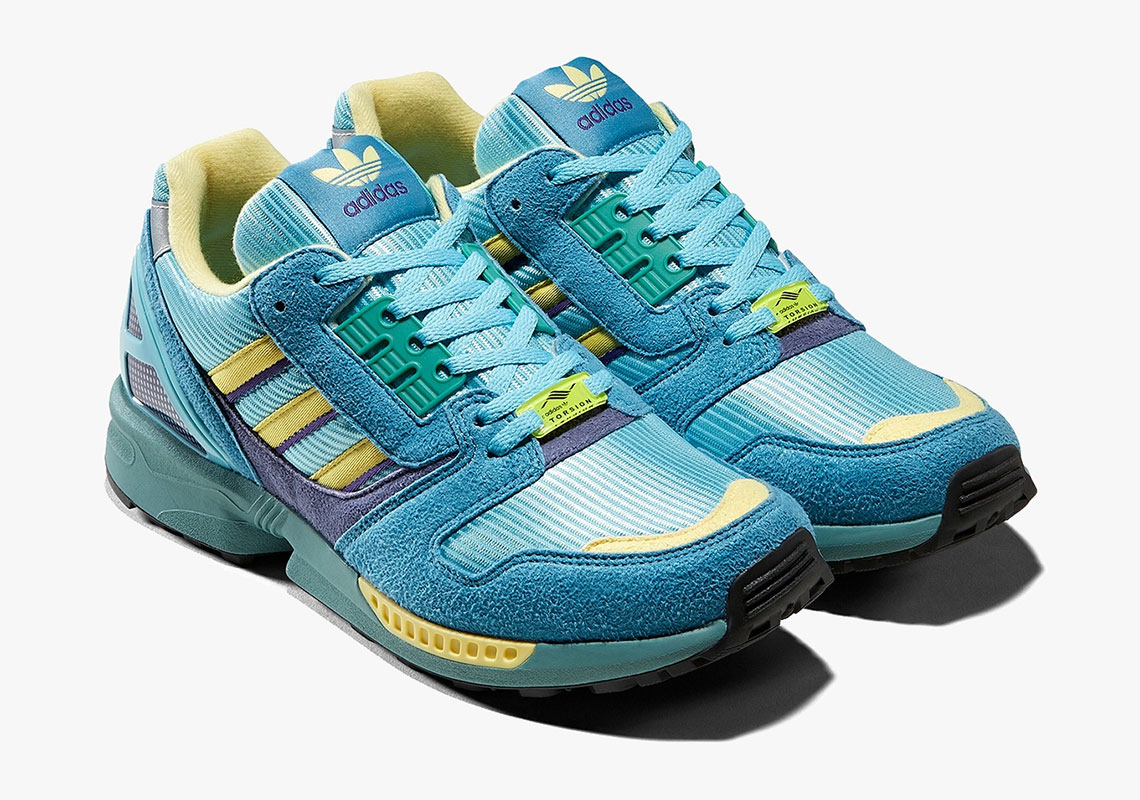 adidas torsion zx 8000 original
