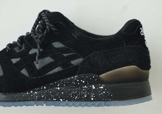 Japan's emmi Has Another ASICS GEL-Lyte III Collaboration Coming
