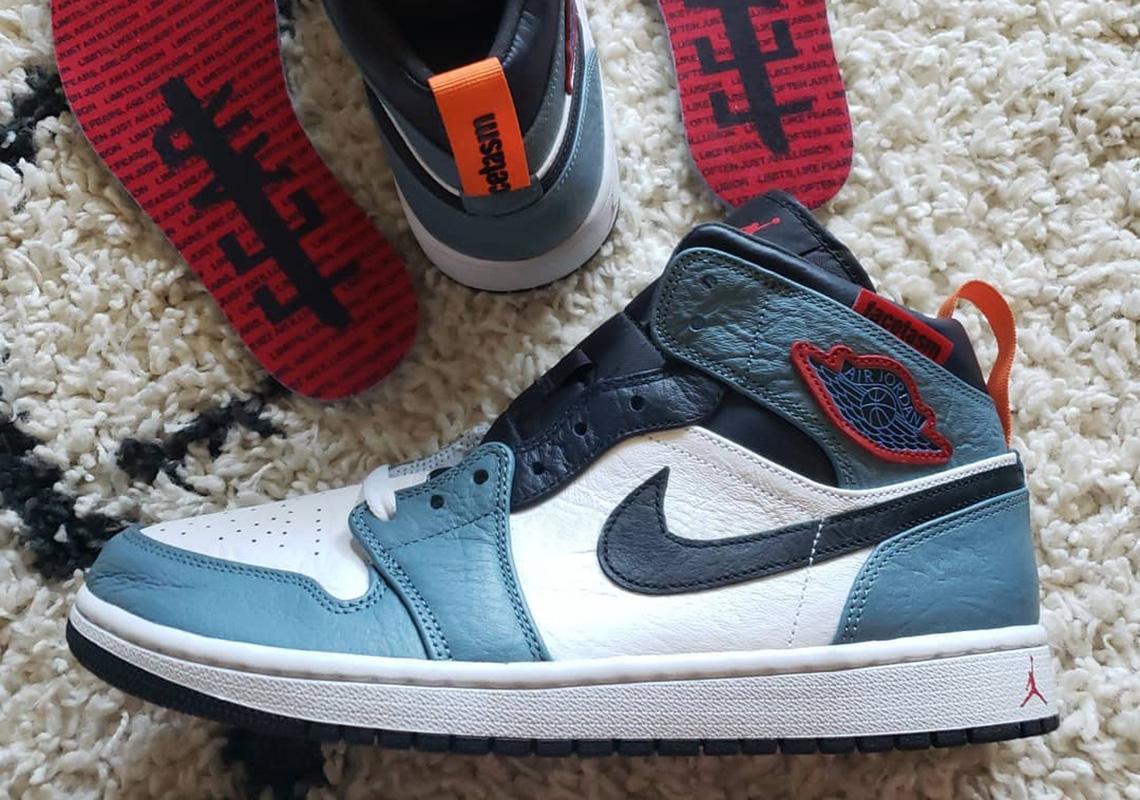 FACETASM Air Jordan 1 Collaboration Release Info   SneakerNews.com