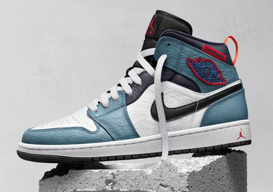 "FACETASM Expresses Their Idea Of Tokyo With The Air Jordan 1 Mid ""Fearless"""