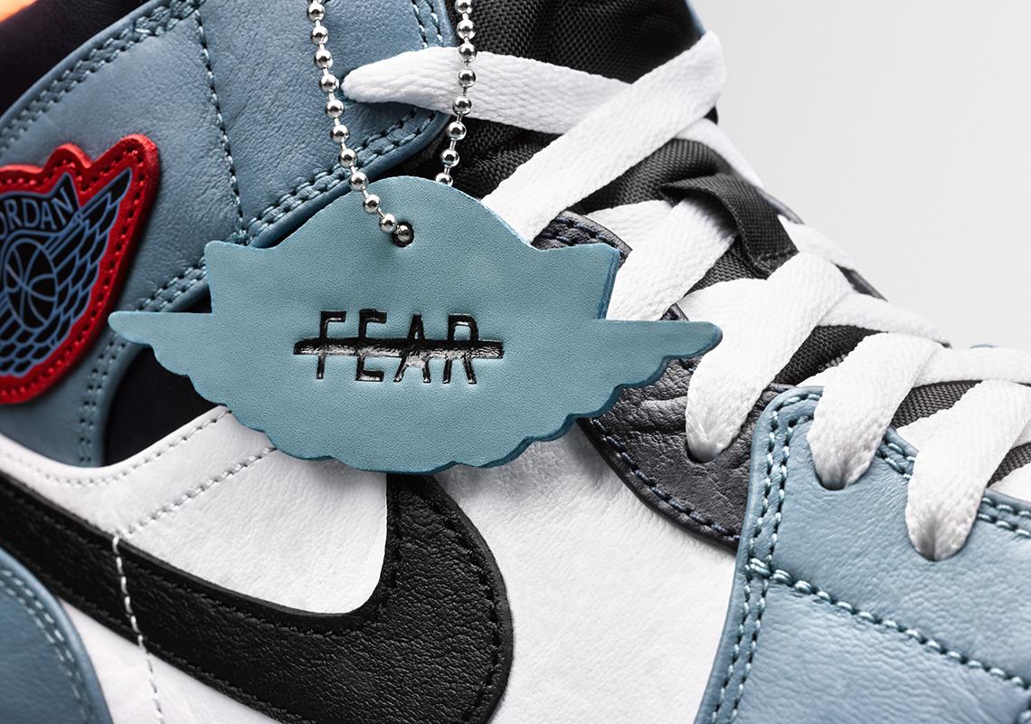FACETASM Air Jordan 1 Mid Fearless Release Info