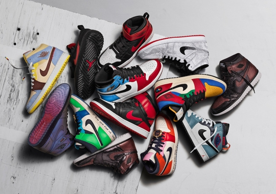 "Jordan Brand's ""Fearless Ones"" Collection Ushers In FlyEase, Global Collaborations, And More"