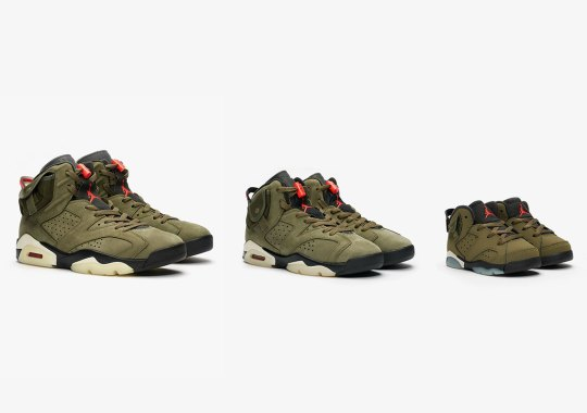 Where To Buy The Air Jordan 6 Travis Scott