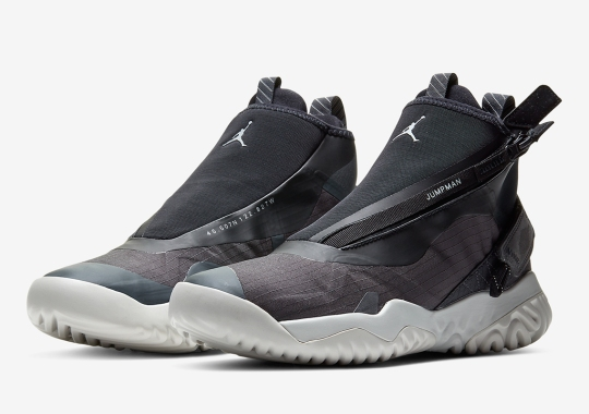 The Jordan Proto React Z Is Coming In Dark Grey