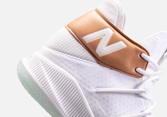 The New Balance OMN1S To See First Wide Launch With White And Gold Colorway