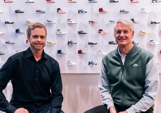 Nike CEO Mark Parker To Step Down; John Donahoe Named As Successor