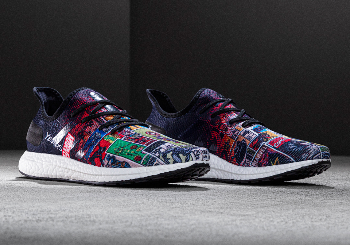 new cheap get cheap buy online Marvel's 80th Anniversary adidas AM4 - Release Info ...