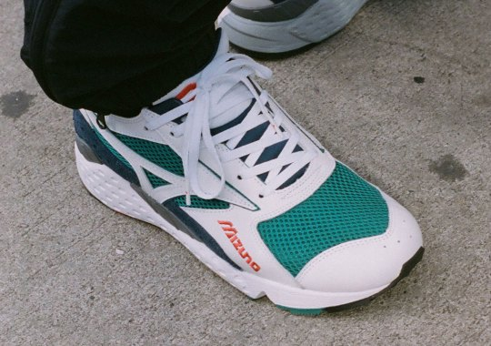 Mizuno Brings Back Another Mondo Control OG Exclusively At PATTA