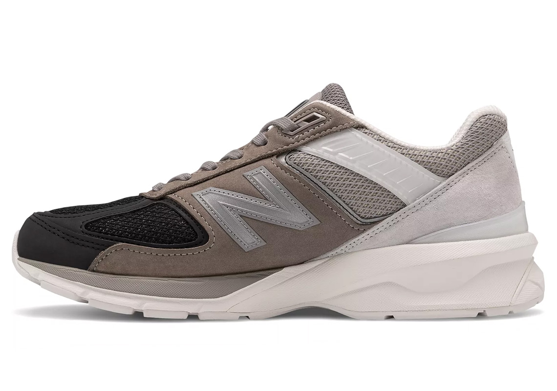 complete in specifications new lower prices genuine shoes New Balance 990v5 Greyscale Tricolor Release Info ...