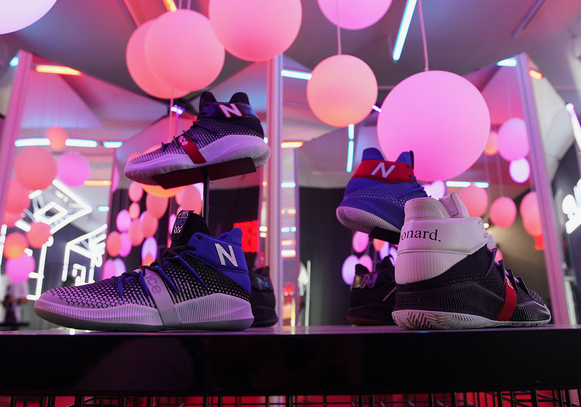 Kawhi Leonard New Balance OMN1S Shoe Palace Funhouse Release Info | SneakerNews.com