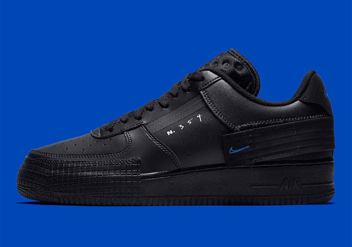 Nike Air Force 1 Type Royal AT7859-001