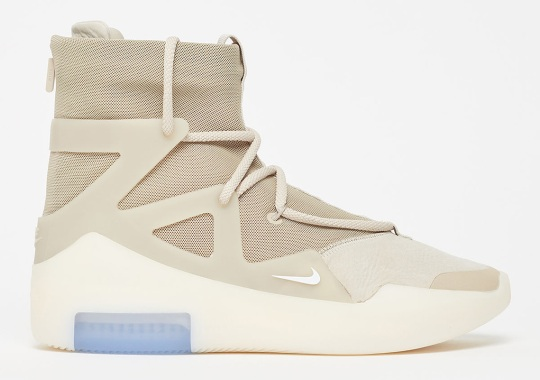 "Where To Buy The Nike Air Fear Of God 1 ""Oatmeal"""