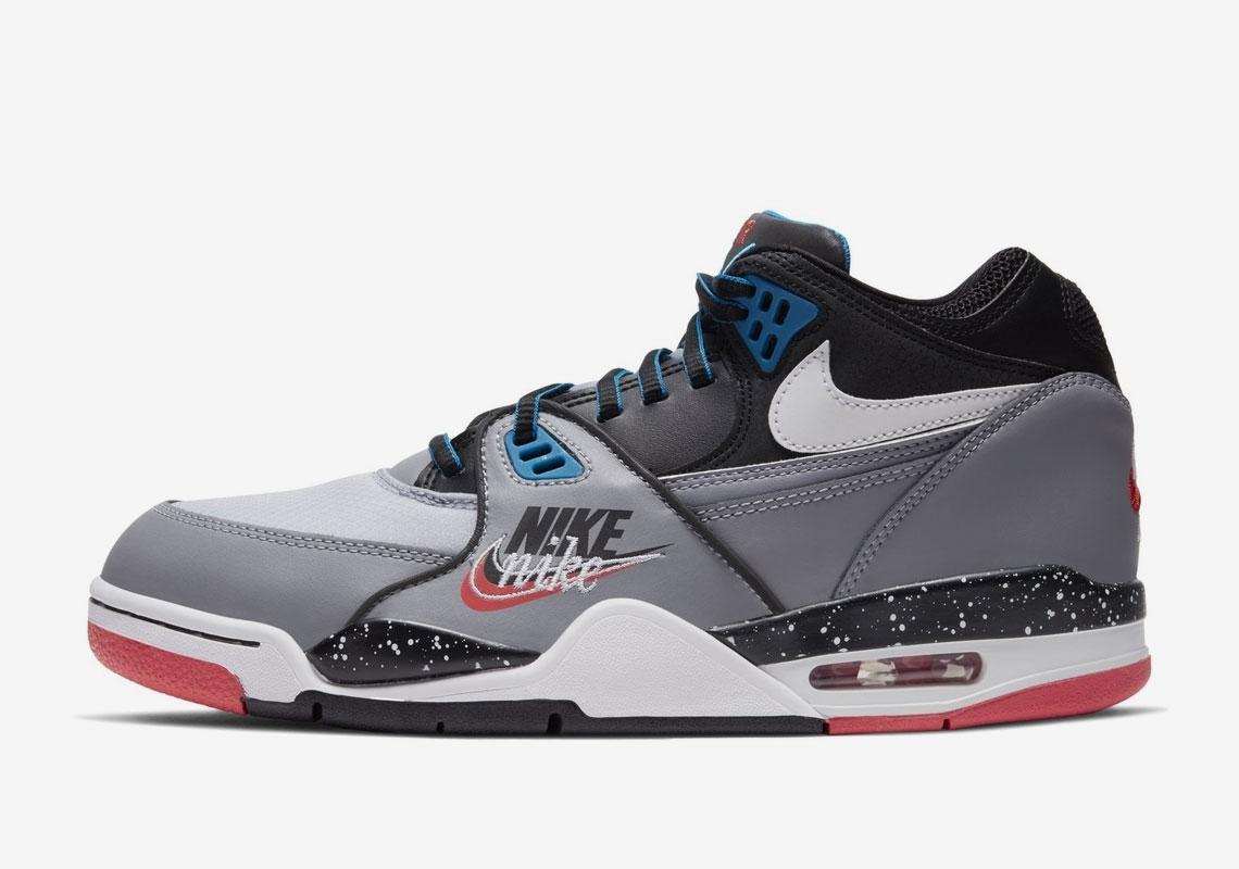 carbón Encantador circuito  Nike Air Flight '89 Script Swoosh - Release Info   SneakerNews.com