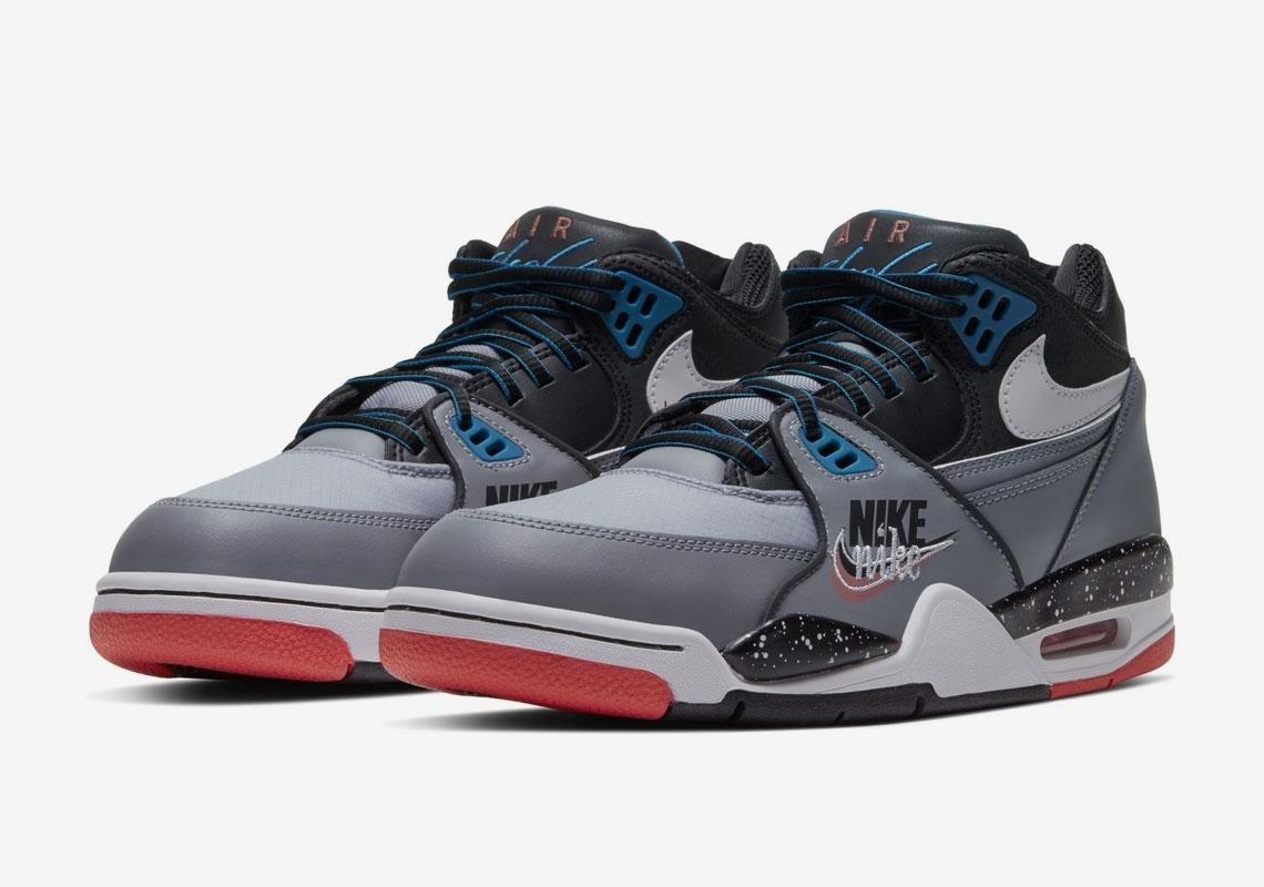 Nike Air Flight '89 Script Swoosh - Release Info | SneakerNews.com