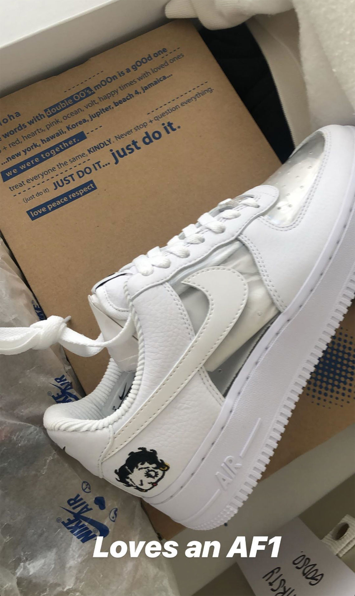 Nike Air Force 1 Family of Force