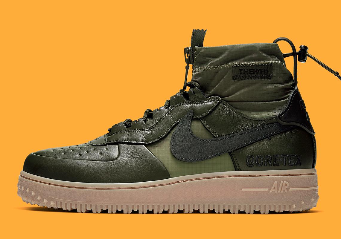 Nike Air Force 1 Winter GTX CQ7211 300