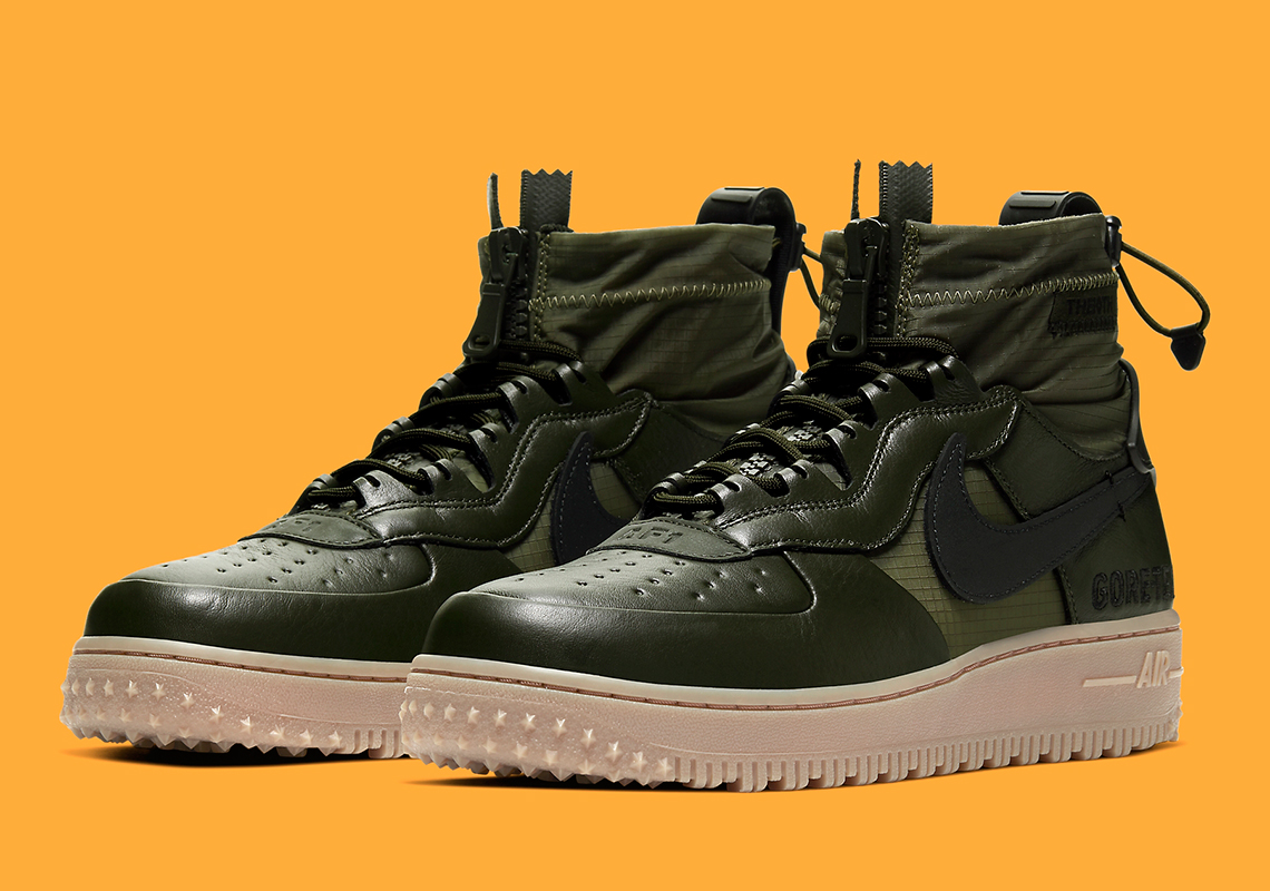 Nike Air Force 1 High Gore-Te CQ7211-300 | SneakerNews.com