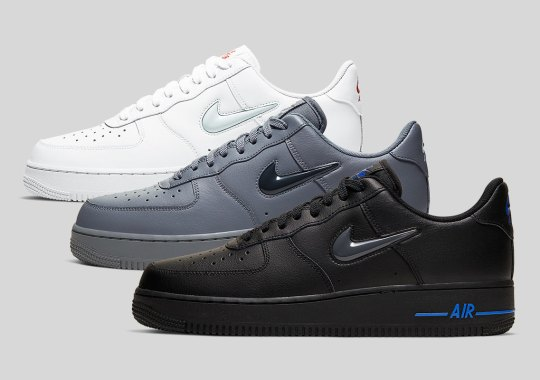 The Nike Air Force 1 Low Jewel Returns For Fall 2019