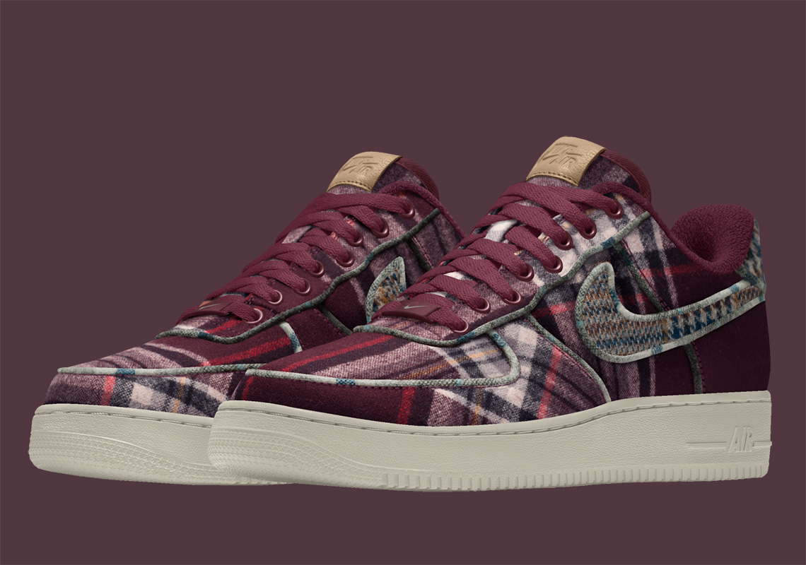 air force 1 low pendleton by you
