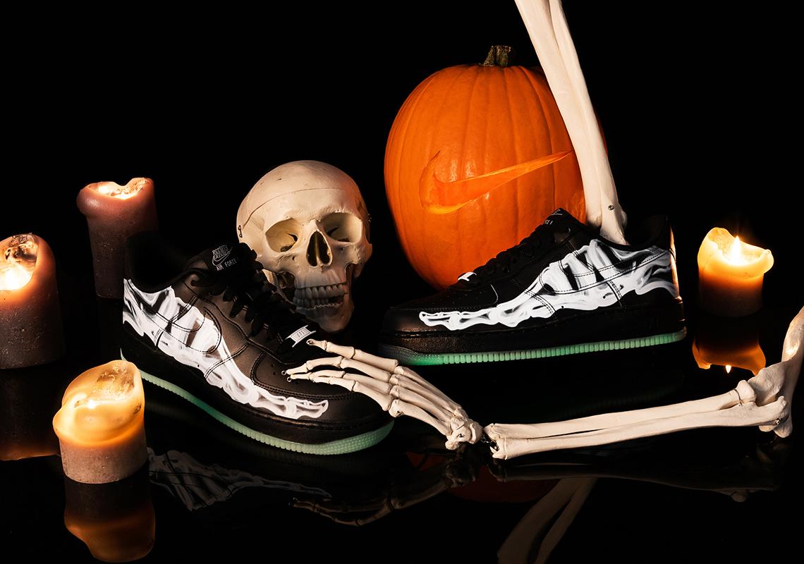 Nike Air Force 1 Skeleton BQ7541-001 - Release Info | SneakerNews.com