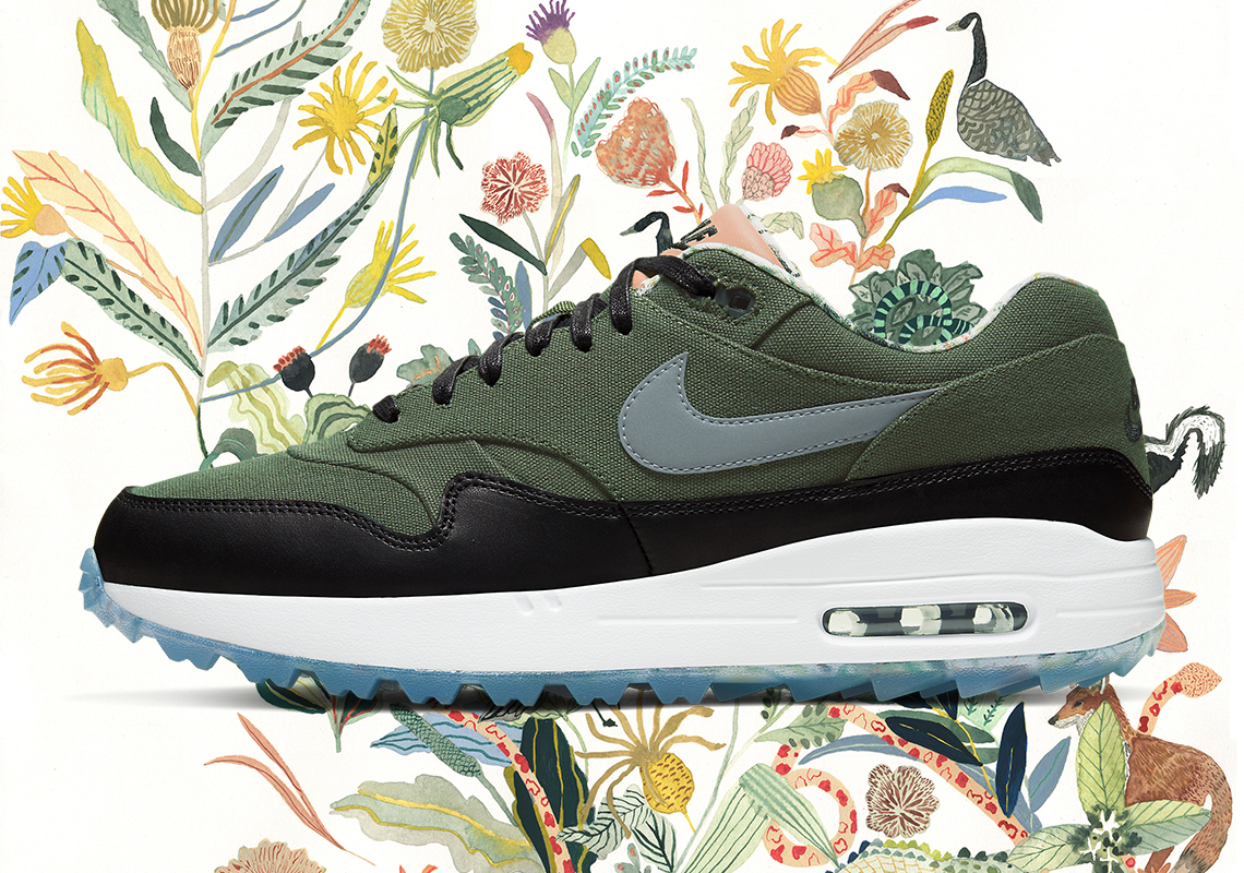 2019 Women Men Nike Air Max 1 Running Shoes Nike Wmns Air