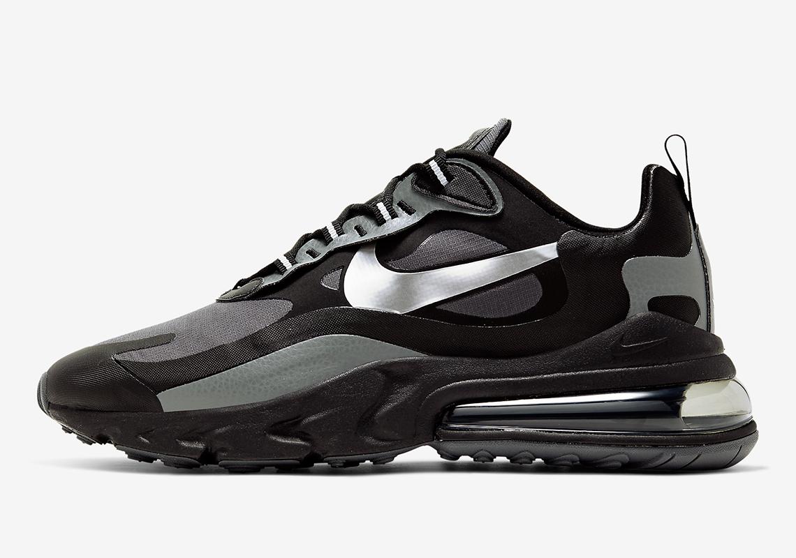 traicionar Redada simplemente  Nike Air Max 270 React WTR CD2049-001 | SneakerNews.com