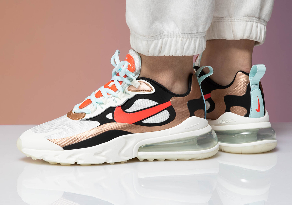 Air Max 270 React Damen Sneaker