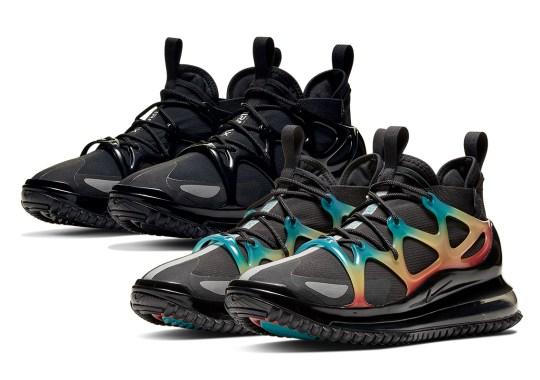 First Look At The Nike Air Max 720 Horizon