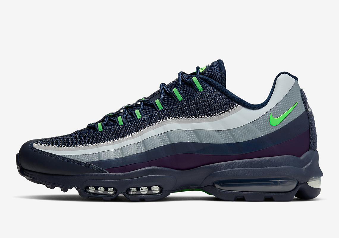 "heiß Nike Set To Release An Air Max 95 ""Ocean Cube JgLarX07"