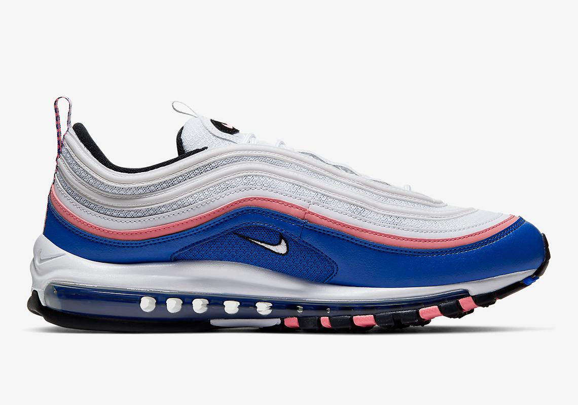 Nike Air Max 97 Black White 921826 016 Release Date Info