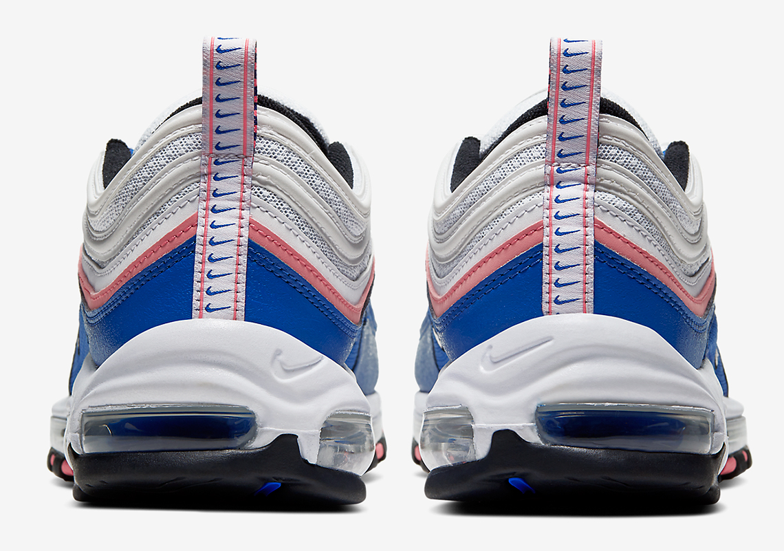 The Nike Air Max 97 Appears In An Ultramarine Sneaker