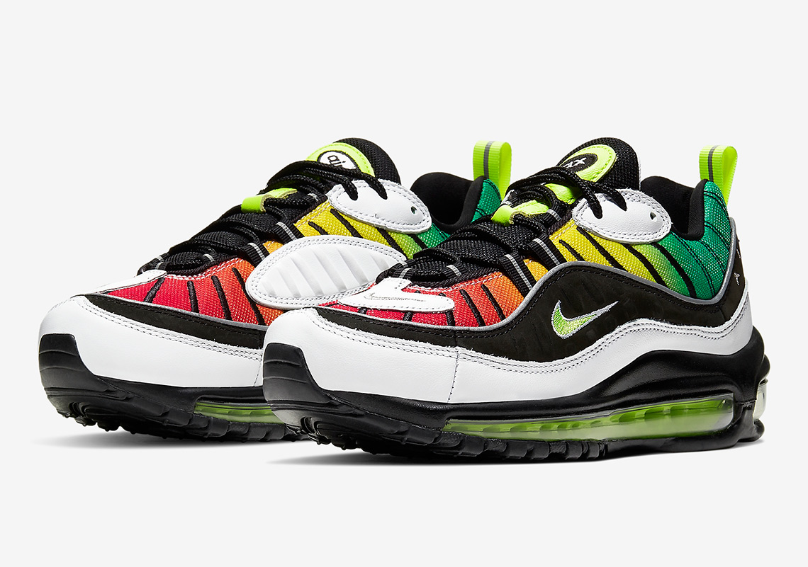 Olivia Kim Nike Air Max 98 No Cover CK3309 001 |