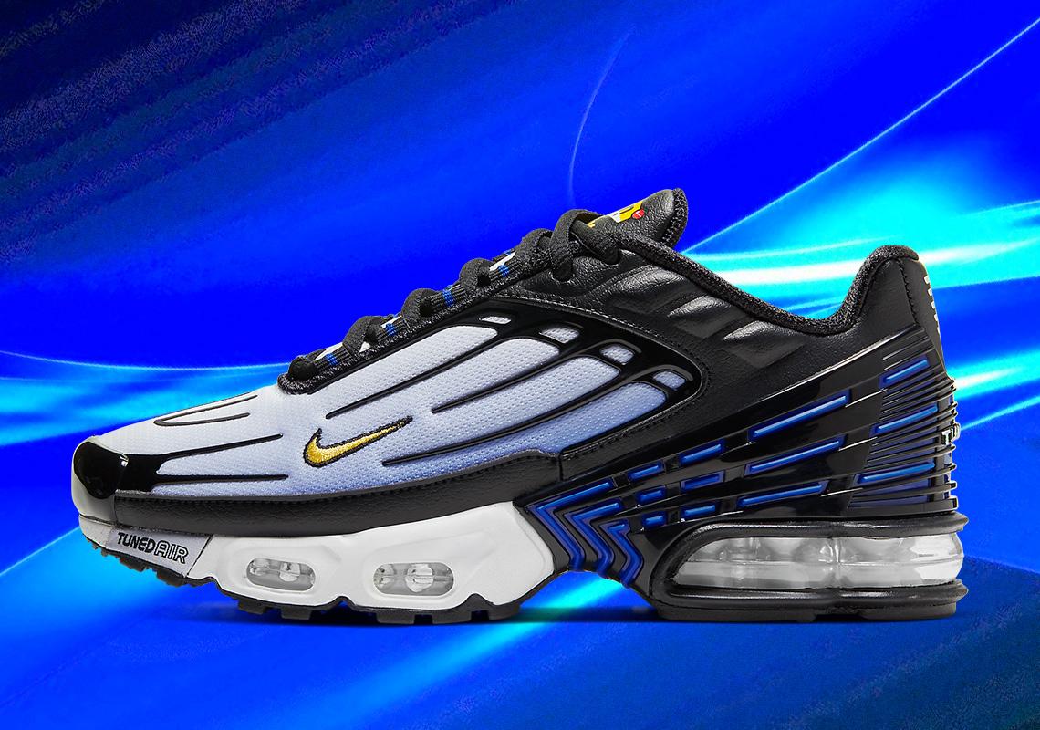 Nike Air Max Plus 3 Hyper Blue CD9684-001 Release Info ...