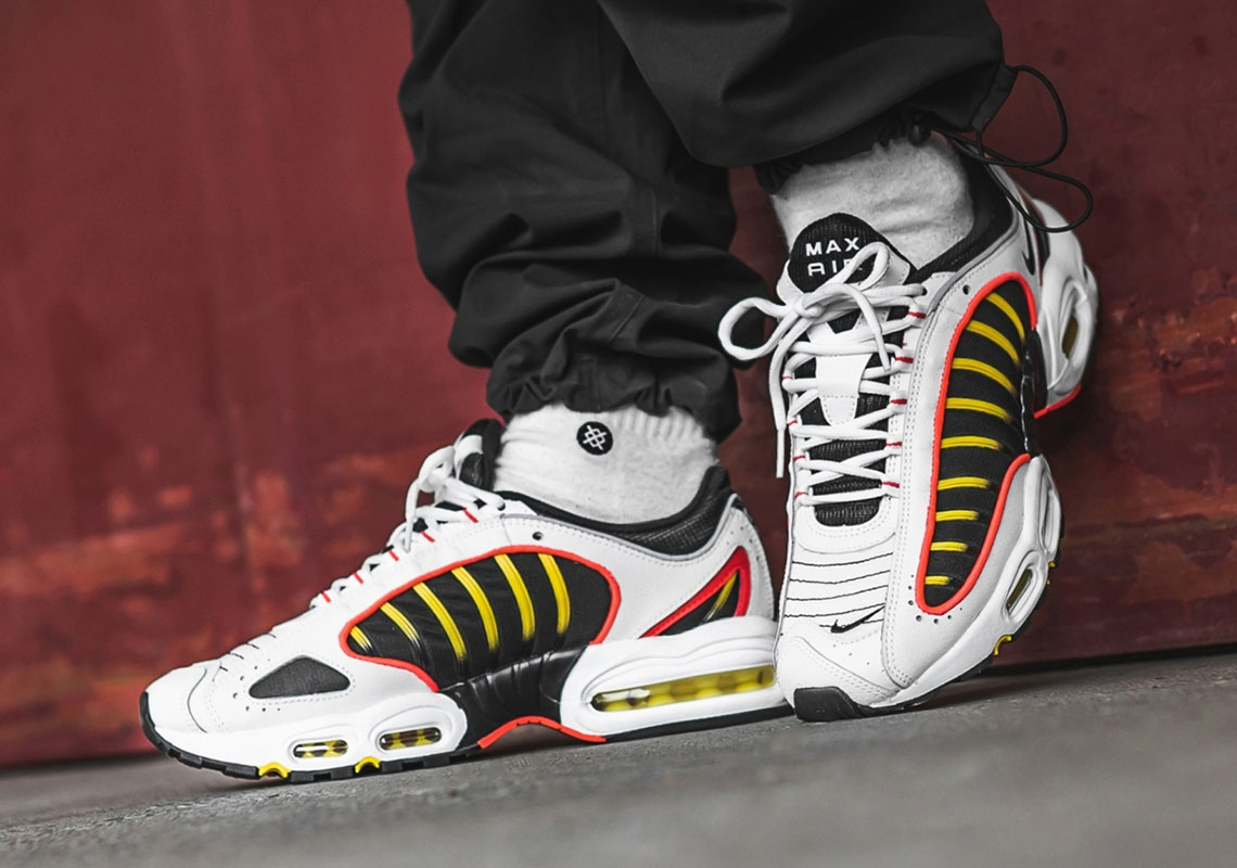 The Nike Air Max Tailwind IV Returns With Strong Red And
