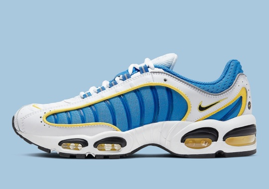 Nike Adds Jersey Mesh To This Air Max Tailwind IV