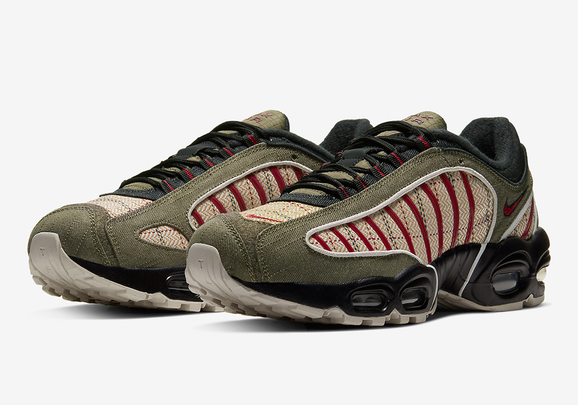 nike air max tailwind nere