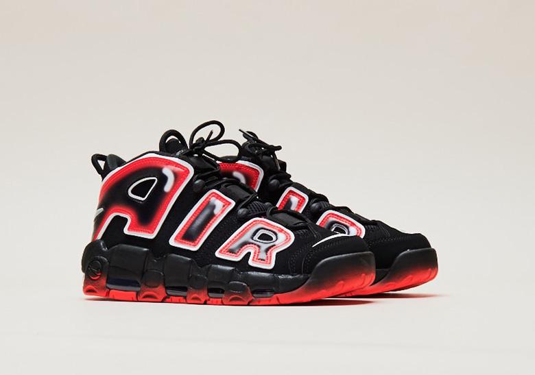 Nike Air More Uptempo Laser Crimson CJ6129 001 Release Info