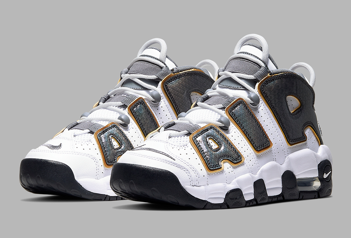 Nike Air More Uptempo Snakeskin CQ4583 100